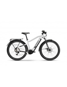 Cykel Haibike Trekking 8 i630wh XT, sparkling white