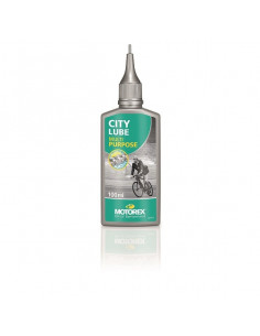 Olja Motorex City Lube olja, droppflaska 100 ml