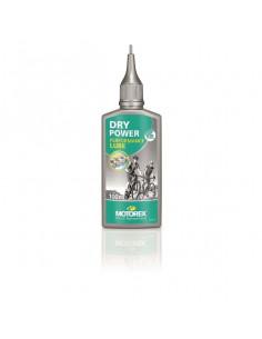 Olja Motorex Dry Power olja, droppflaska 100 ml