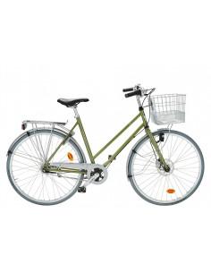 Cykel Skeppshult Favorit dam, 7-vxl, Cypress - 53cm