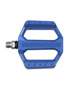 Pedal Shimano PD-EF202 Flat Pedals Explorer blå
