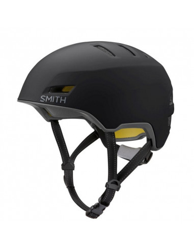 Hjälm SMITH EXPRESS MIPS Black/Mt Cement