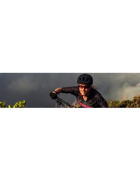 Hjälm Mountainbike