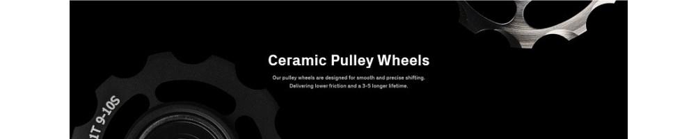 Ceramic Pulley Wheels